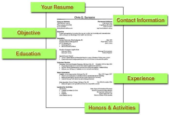 how to write your first resume without job how to write a resume correctly job interview