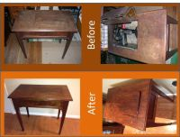 71 best images about Restored Antique Furniture Projects ...