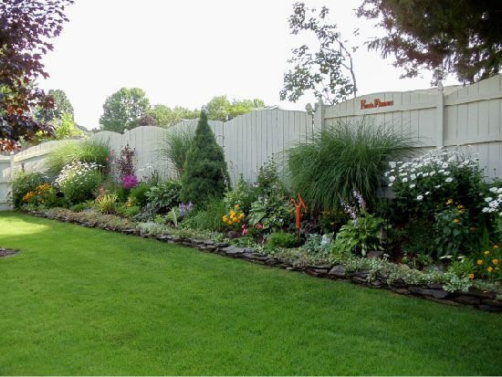 Fence Ideas Fences It Was Landscaping Forward Co