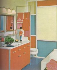 114 best images about 1960s bathroom on Pinterest ...