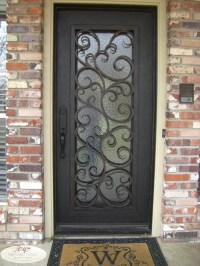 17 Best ideas about Iron Front Door on Pinterest | Wrought ...