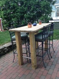 25+ Best Ideas about Bar Height Table on Pinterest | Bar ...