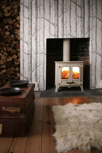 26 Best images about Wood burning fireplaces on Pinterest | Mantles, Simple fireplace and Hearth