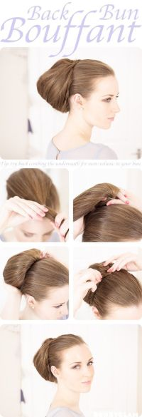 Top 25+ best Bouffant hairstyles ideas on Pinterest | 1960 ...