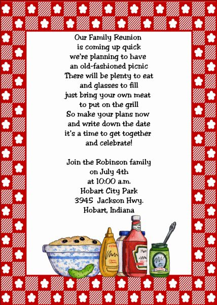 holiday get together invite wording