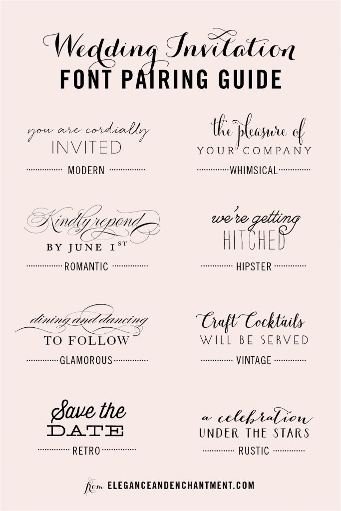 Invitation Handwriting Font 25+ Best Ideas About Wedding Calligraphy Fonts On