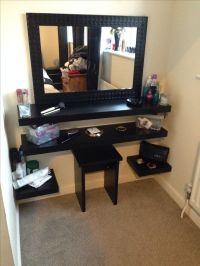 DIY dressing table   Beauty Room   Pinterest   In the ...