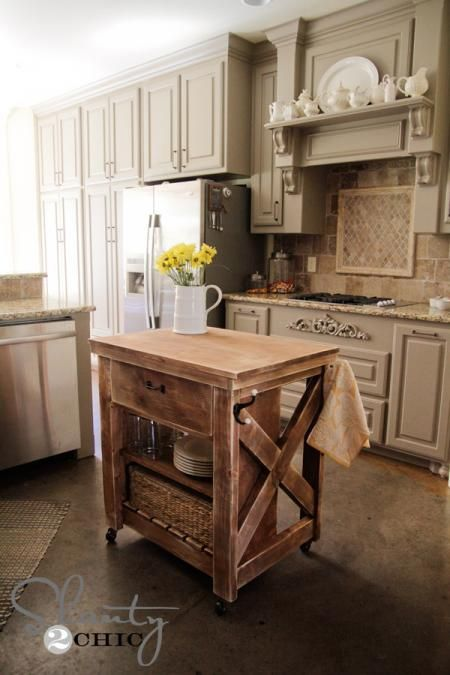 Rolling Kitchen Island Ideas Best 25+ Rolling Kitchen Island Ideas On Pinterest