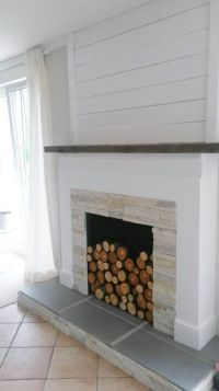 How To Make A Faux Fireplace On The Cheap | Fireplaces ...