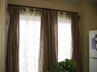 25+ Best Ideas about Double Window Curtains on Pinterest