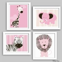 Nursery wall art, baby nursery decor, nursery print