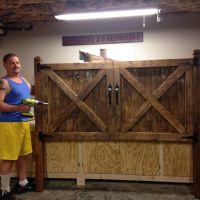 1000+ ideas about Barn Wood Headboard on Pinterest ...