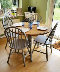 25+ best ideas about Refurbished dining tables on ...