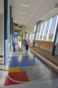 McMicken Elementary School / TCF Architecture | Floor ...