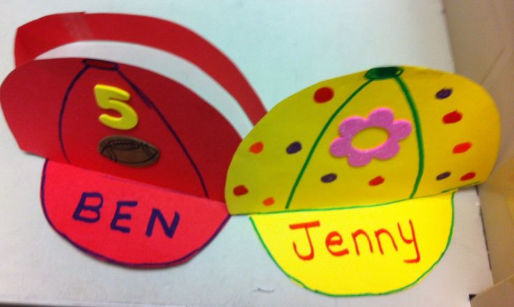 winter sports crafts for preschoolers