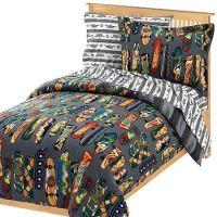 28 Best - Skateboard Comforter Set - skateboard twin ...