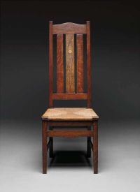 Side chairs, Gustav stickley and Chairs on Pinterest