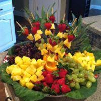 bridal shower fruit ideas - Google Search | Parties ...