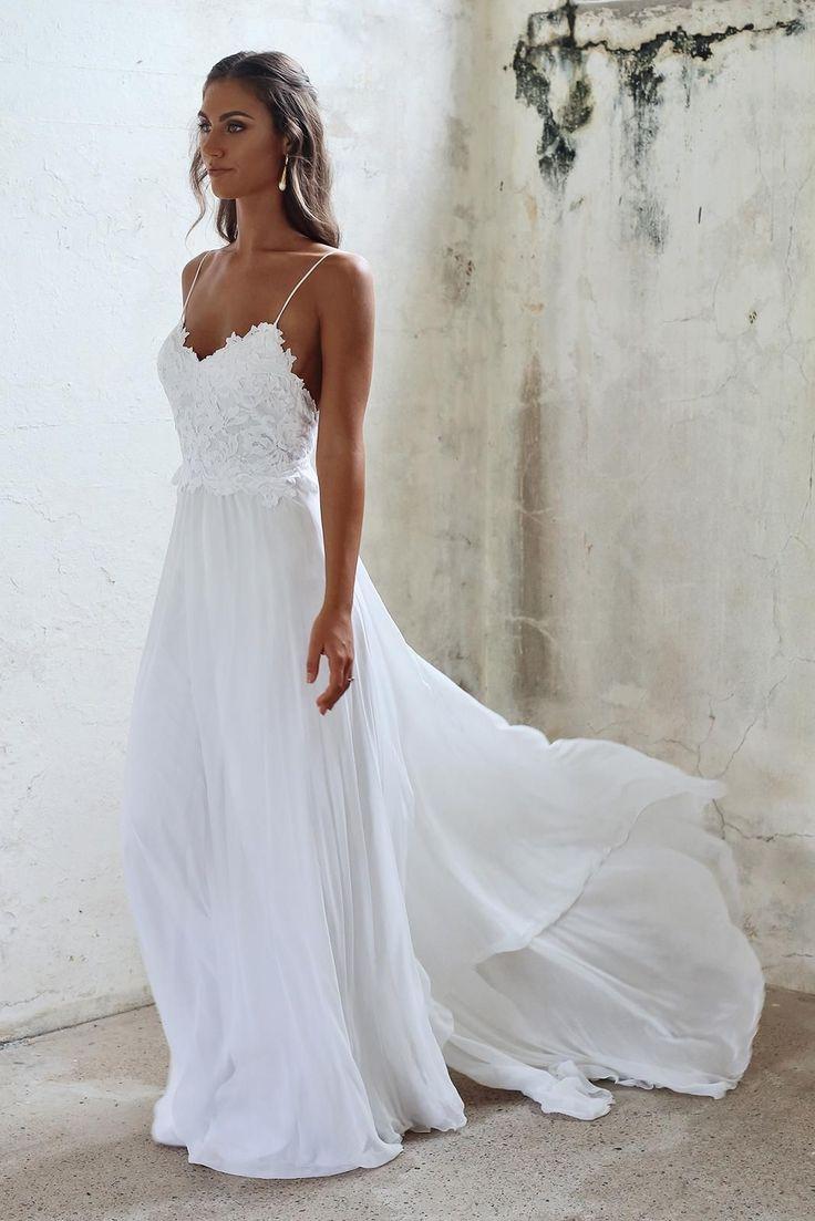 wedding dresses simple elegant wedding dress 25 Best Ideas about Wedding Dresses on Pinterest Wedding dress styles Dress ideas and Dress necklines
