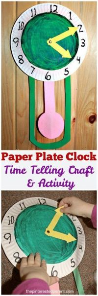 668 best images about Paper Plate Craft Activities on ...