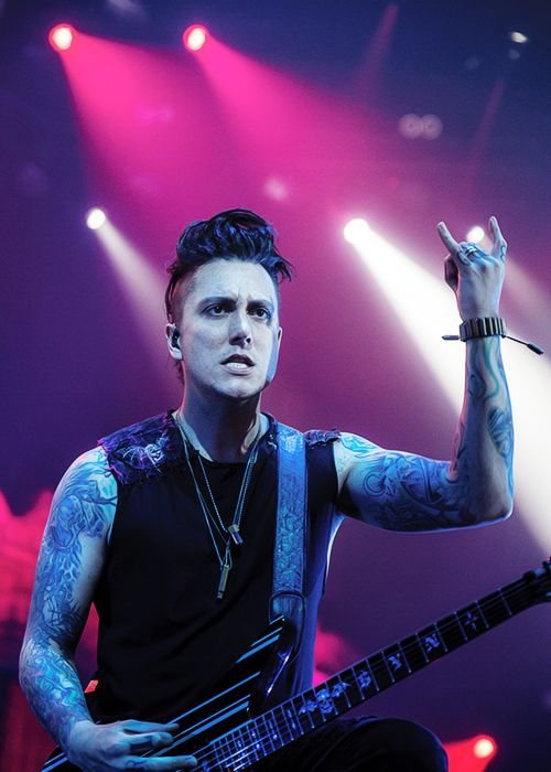 Wallpaper For Iphone X Live Gallery Avenged Sevenfold Synyster Gates 2013