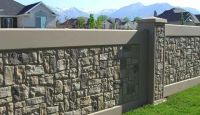 boundary wall design - Google Search | Ideas for the House ...