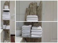 1000+ Bilder zu Treibholz Deko fr das Badezimmer auf ...