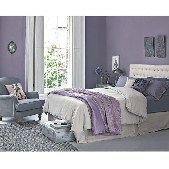 1000+ Ideas About Purple Grey Bedrooms On Pinterest | Purple