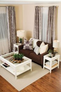 25+ best Brown couch decor ideas on Pinterest   Living ...