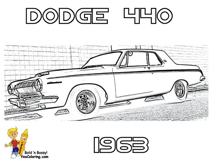 1963 dodge dart ledningsdiagram