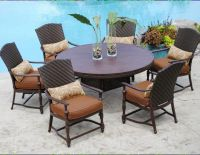 1000+ ideas about Round Patio Table on Pinterest ...