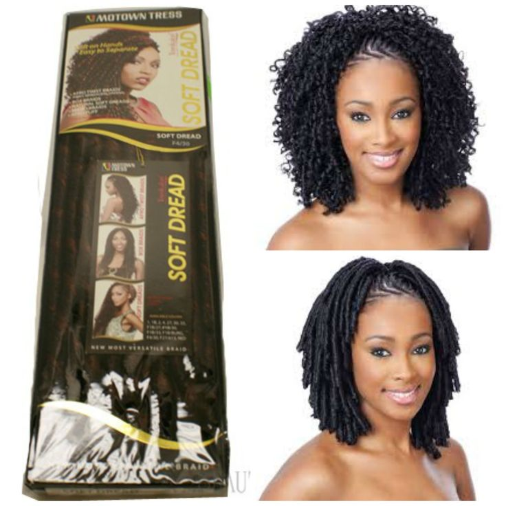 MOTOWN TRESS SOFT DREAD Hair Review