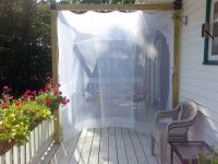 Mosquito Netting Patio Shelter | Patio Shelters ...