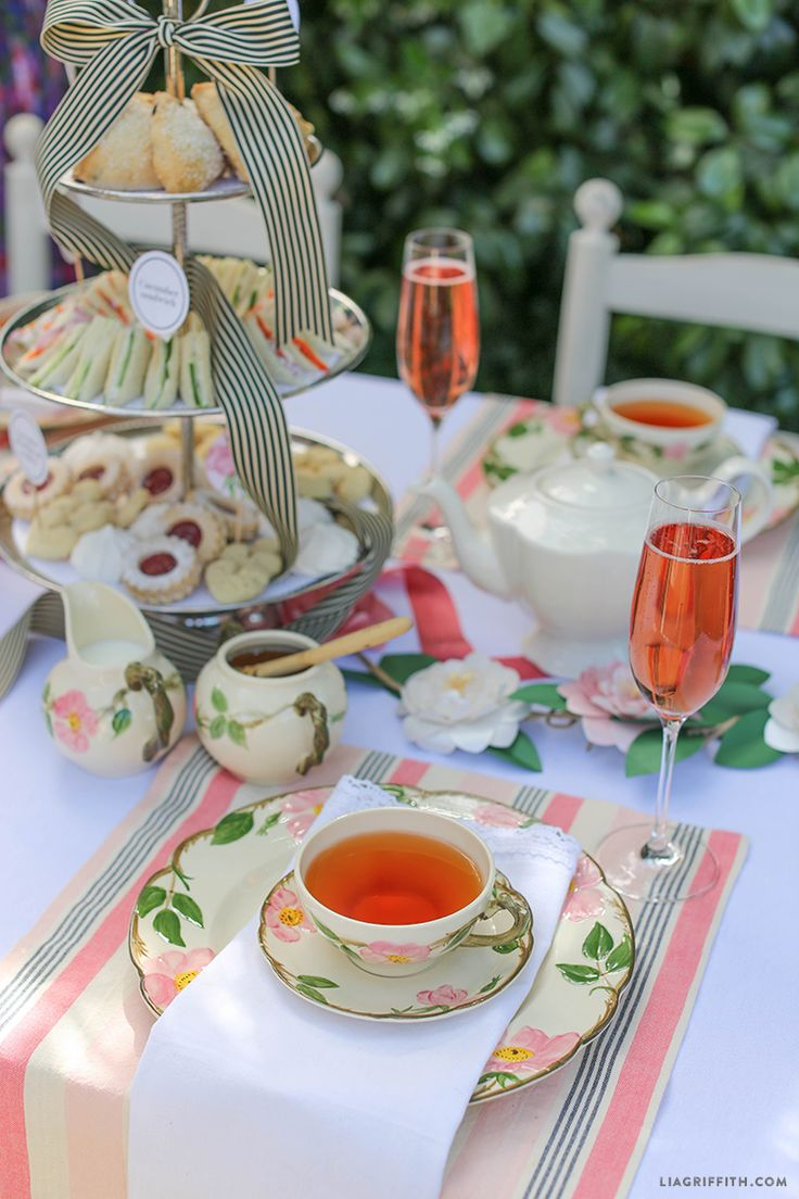 Best 25 Afternoon Tea Tables Ideas On Pinterest Tea