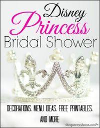 25+ best ideas about Disney Bridal Showers on Pinterest ...