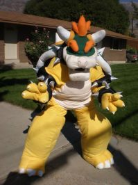 17 Best ideas about Bowser Costume on Pinterest | King ...