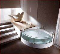 1000+ ideas about Corner Bathtub on Pinterest   Corner Tub ...