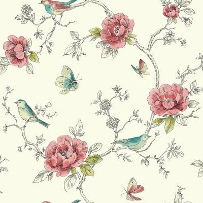 Arthouse Adorn Red and Teal Wallpaper at wilko.com | DIY | Pinterest | Teal och Bakgrunder
