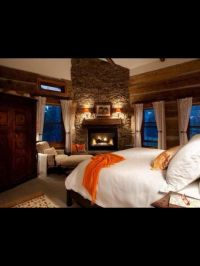 Bedroom Fireplaces: a collection of Other ideas to try ...