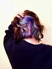 25+ best ideas about Peekaboo hair colors on Pinterest ...