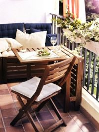 Best 25+ Small balconies ideas on Pinterest | Balcony ...