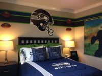 1000+ images about Seahawks Room on Pinterest | Football ...