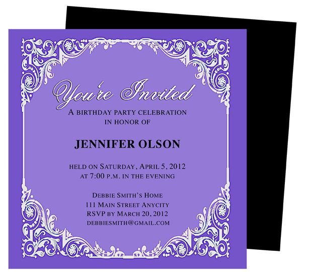 Example of invitation letter in debut gallery invitation sample invitation letter sample debut images invitation sample and invitation letter sample debut thank you for visiting stopboris Choice Image
