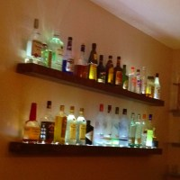 Lighted bar shelves | For the Home | Pinterest | Bar ...