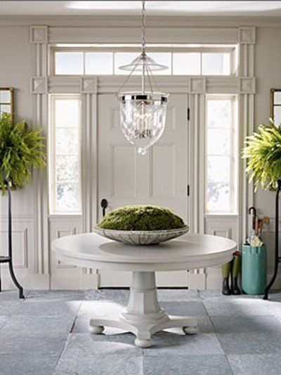 Rug Under Round Dining Table 25+ Best Ideas About Round Entry Table On Pinterest