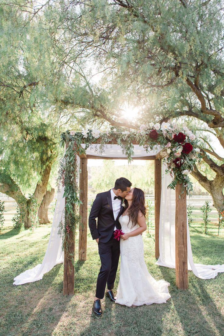 wedding arbors wedding arbor super romantic summer outdoor wedding maybe an arch like this