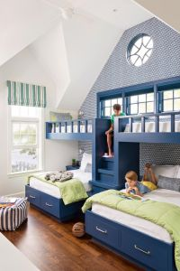 17 Best ideas about Bunk Bed Rooms on Pinterest | Rustic ...