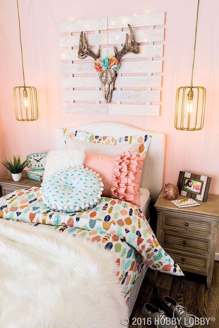 √ Teenage Bohemian Bedrooms