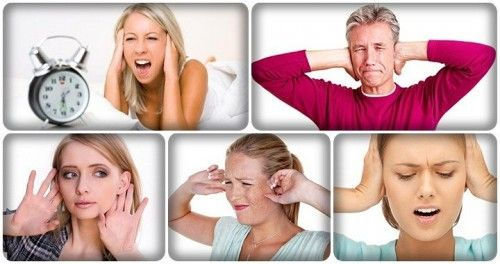 A blood vessel disorder may also cause sudden ear ringing 1