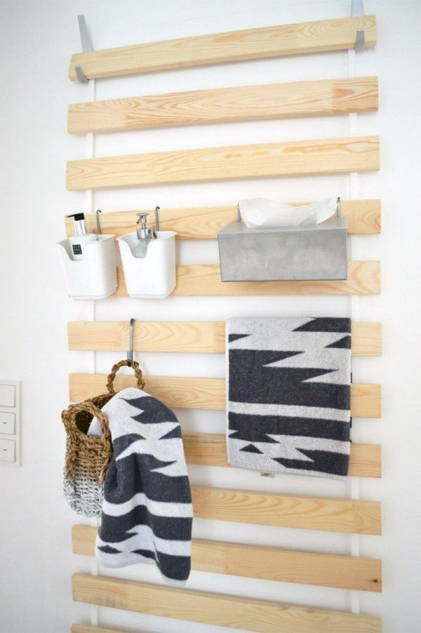 Ikea Hacks Lattenrost Best 20+ Hanging Storage Ideas On Pinterest | Clever